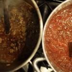 Chili con/sin carne