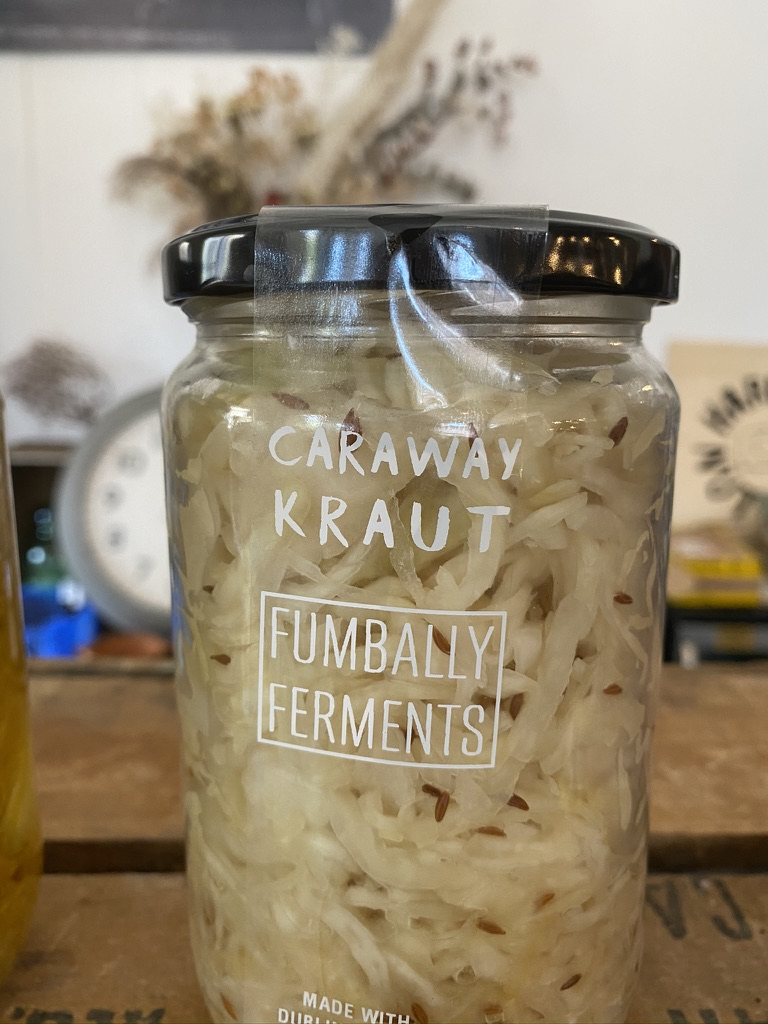 Caraway Kraut