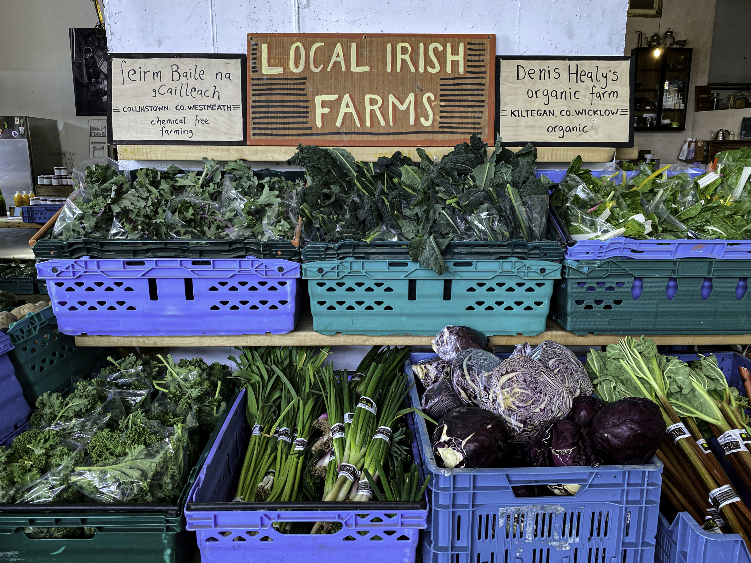 Local Irish Farm Produce